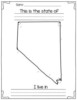 Nevada Worksheet