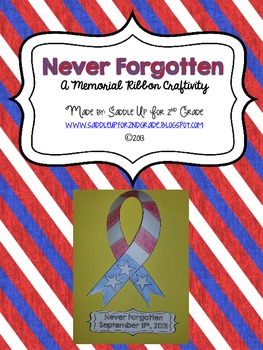 Patriot Day Craft for September 11th