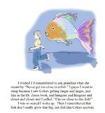 Never Get Too Close to A Fish