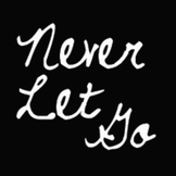 Never Let Go Font: Personal Use