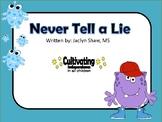Never Tell a Lie Social Story