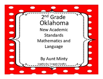 Oklahoma 2nd Grade Math and Language Arts Academic Standards 2017-2018