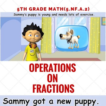 Adding and Subtracting Fractions Video Activity