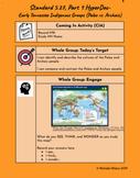 New 5th Grade TN Social Studies Standard 5.27 HyperDoc (Paleo/Archaic People)