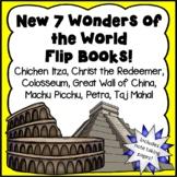 New 7 Wonders of the World - Money Saving Bundle