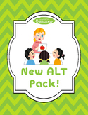 New Japanese Assistant Language Teacher (ALT) Pack!