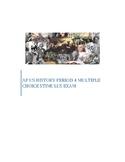New! AP US History Period 4 Multiple Choice Stimulus Exam