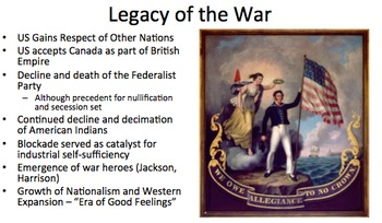 The Age of Jefferson PPT - New APUSH Curriculum Framework