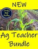 New Ag Teacher Bundle