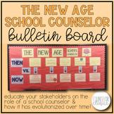 New Age School Counselor Bulletin Board