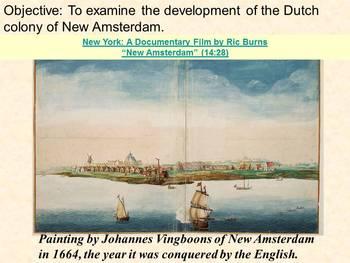 New Amsterdam PowerPoint Presentation