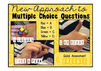 Formative Assessment for Any Subject