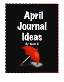 New April Journal Idea Cards