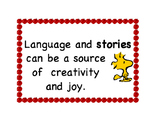 New BC Curriculum Big Ideas Language Arts - Grade 3