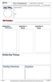 New BC Curriculum Math Unit Planning Sheet