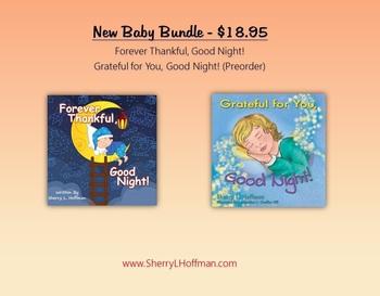 New Baby Book Bundle