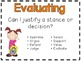 New Blooms Taxonomy Posters