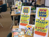 New Book Draw for Library Books