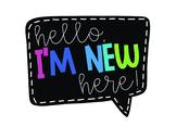 New Book Signs - Freebie!