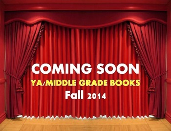 New Books Coming Soon Template