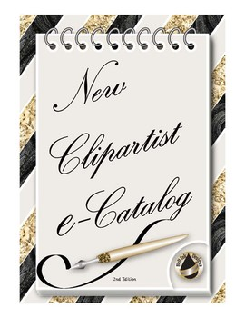 New Clipartist e-Catalog 2nd Edition