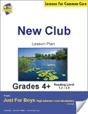 New Club (Fiction & Non-Sequential Text) Grade Level 1.5 Aligned to Common Core