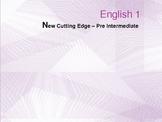 New Cutting Edge
