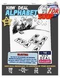 New Deal Alphabet Soup Activity