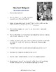 New Deal Webquest (Great Depression, FDR)