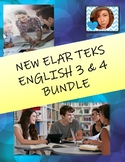 New ELAR TEKS for English 3 and 4