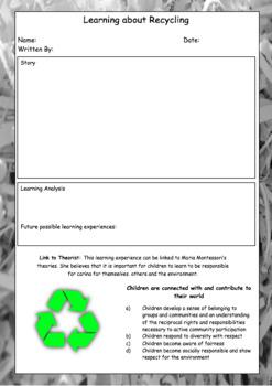 New EYLF Sustainability Resource Pack