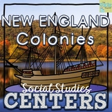 New England Colonies Centers