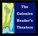 Reader's Theater Pack: New England, Mid-Atlantic, Southern Colonies