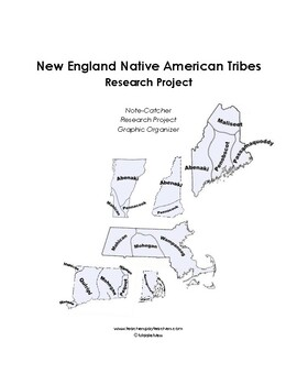 New England Native American Research Project