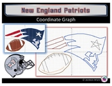 New England Patriots Coordinate Graph