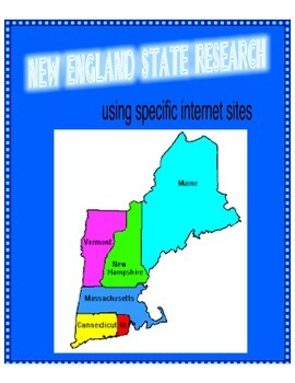New England State Research using Technology