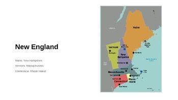 New England States