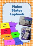 US Geography Plains States Lapbook