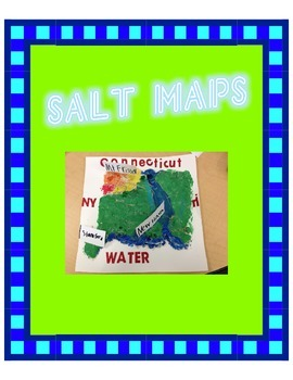New England States Salt Map & Assessment