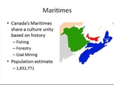 New England and Canada: A Glimpse of a Maritime World