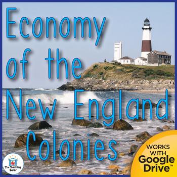 New England's Economy Interactive Notebook