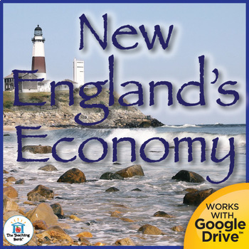 New England's Economy Interactive Notebook