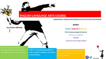 New English Language Arts Course Unit 6 Writing to ARGUE
