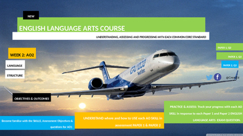 New English Language Arts Skills UNIT2 Language and Structure