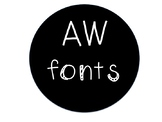 New Font! AWSquiggly