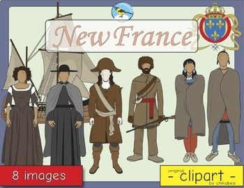 New France Clip Art