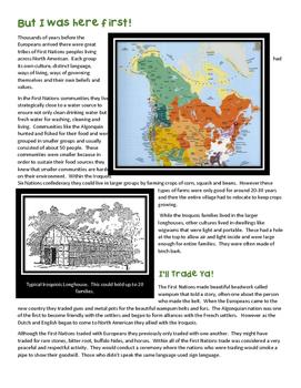 New France and British North America Canada 7 History