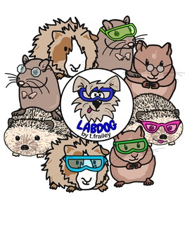 New Fun Class Pet Clip Art for Personal and Commercial Use