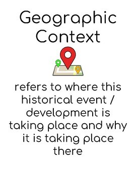 global history vocabulary
