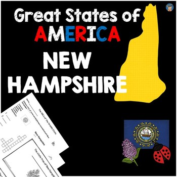 New Hampshire Activity Packet